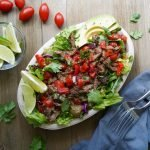 Whole30 Chipotle Barbacoa Salad
