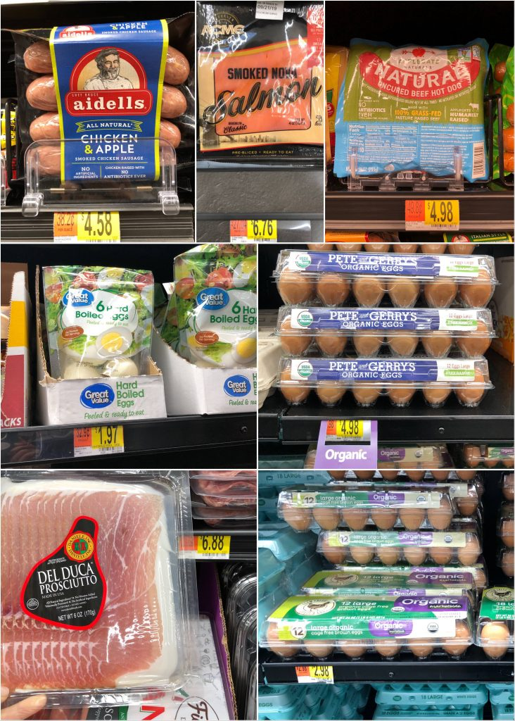Whole30 Compliant Walmart Shopping Guide