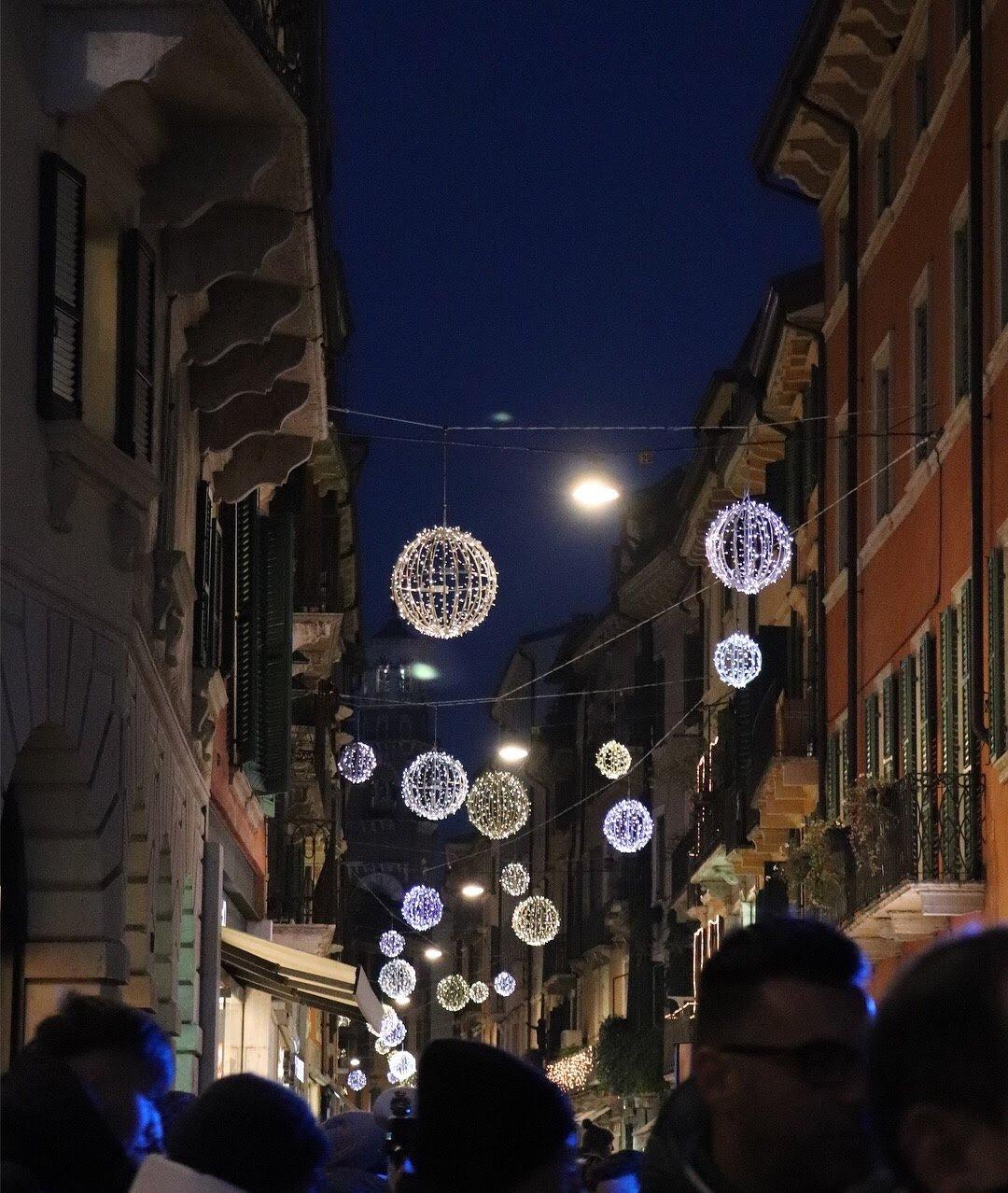 Verona, Italy City Streets